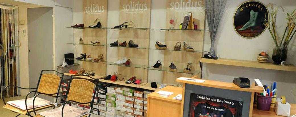 Magasin Chaussure Oullins Mulatière La Confort De D2IWH9EY